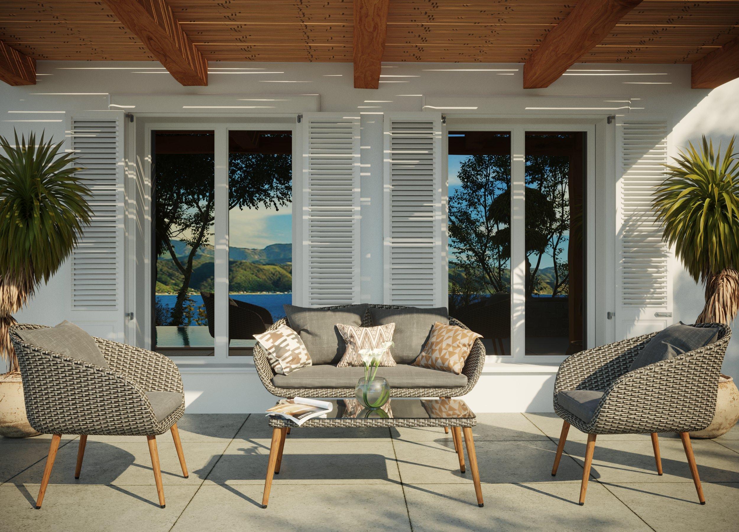 Accroître ses ventes grâce à la visualisation 3D de meuble extérieur