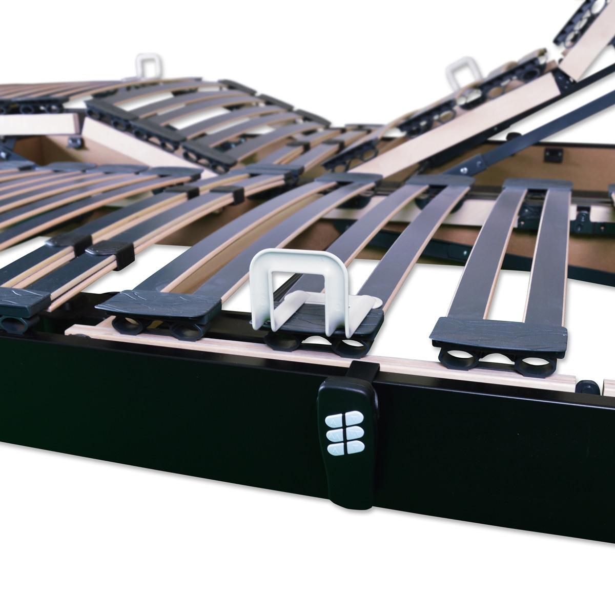 détail d'un élément d'un sommier électrique nécessaire pour réaliser une modélisation 3D de meuble