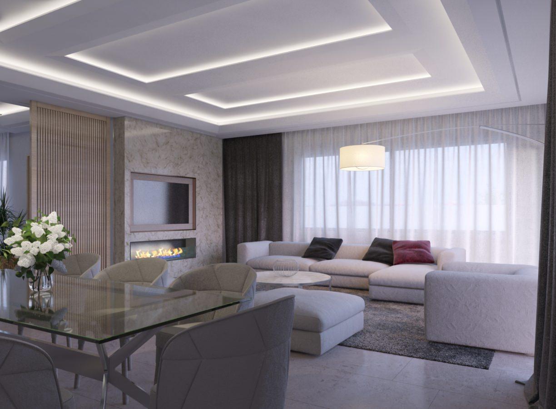 perspective architecture intérieur image 3D architecte décorateur intérieur