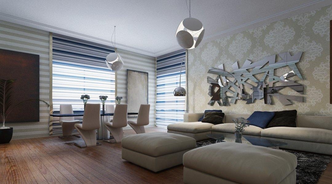 la perspective architecture intérieure est un formidable outils marketing pour architectes et décorateur d'intérieur