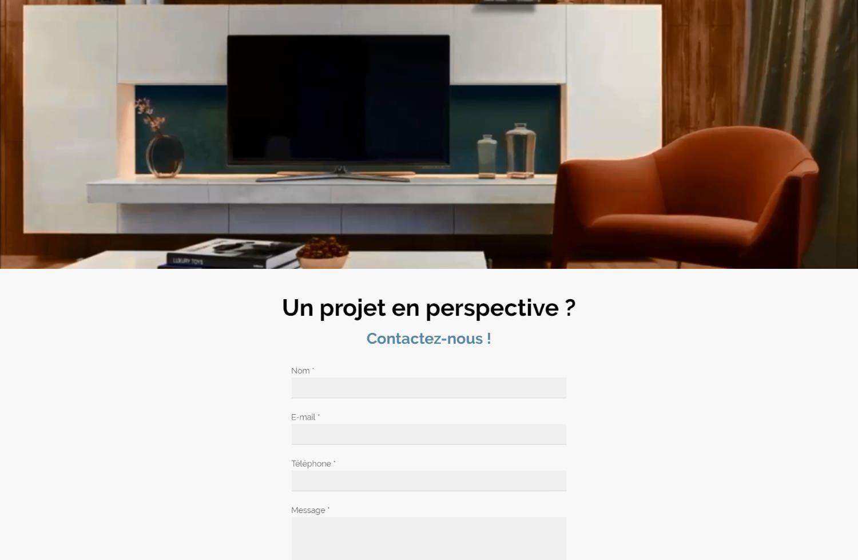 Le Studio 3D - Un voyage dans votre univers - perspective 3d architecture