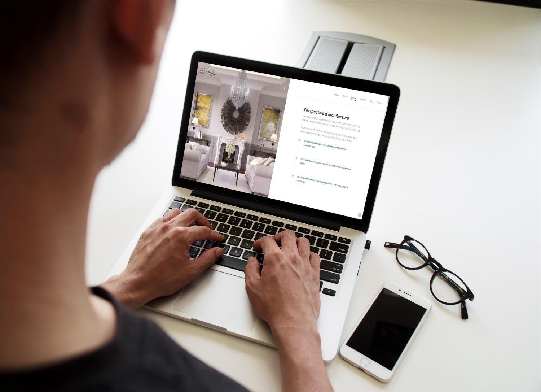 comment choisir une agence de création de perspective 3D architecture extérieur intérieur