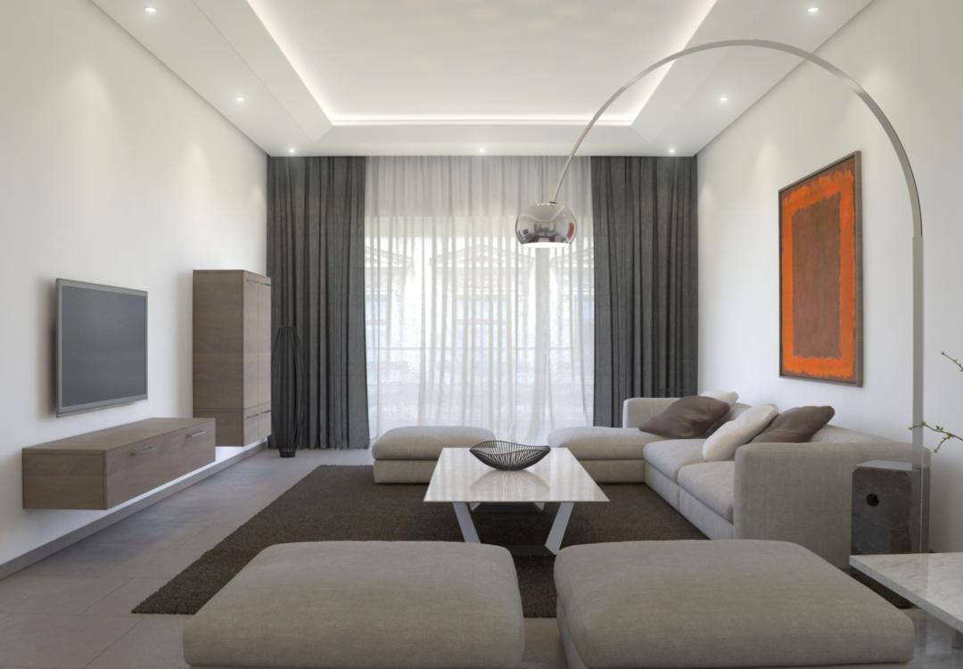 Présentez Des Espaces De Vie Fonctionnels Et Conviviaux En Ayant Recours à  La Perspective 3D Du0027architecture