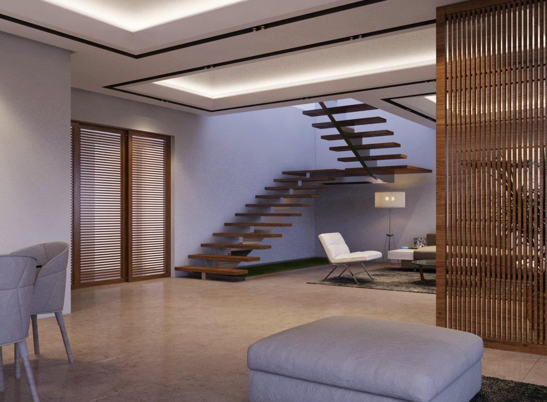 le service de rendu 3D pour l'architecture permet de mettre en forme les projets des architectes d'intérieurs