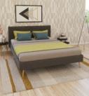 déclinaison couleur d'un lit modélisé par ordinateur