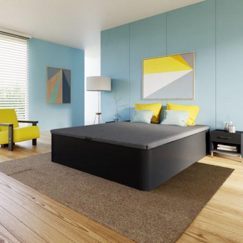 création d'un visuel 3D pour un mobilier intérieur
