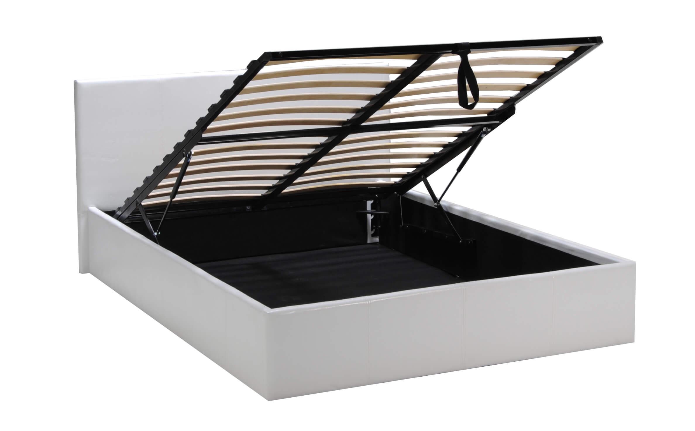 donnée d'entrée pour réalisation la modélisation 3D d'un lit coffre meuble avec rangement