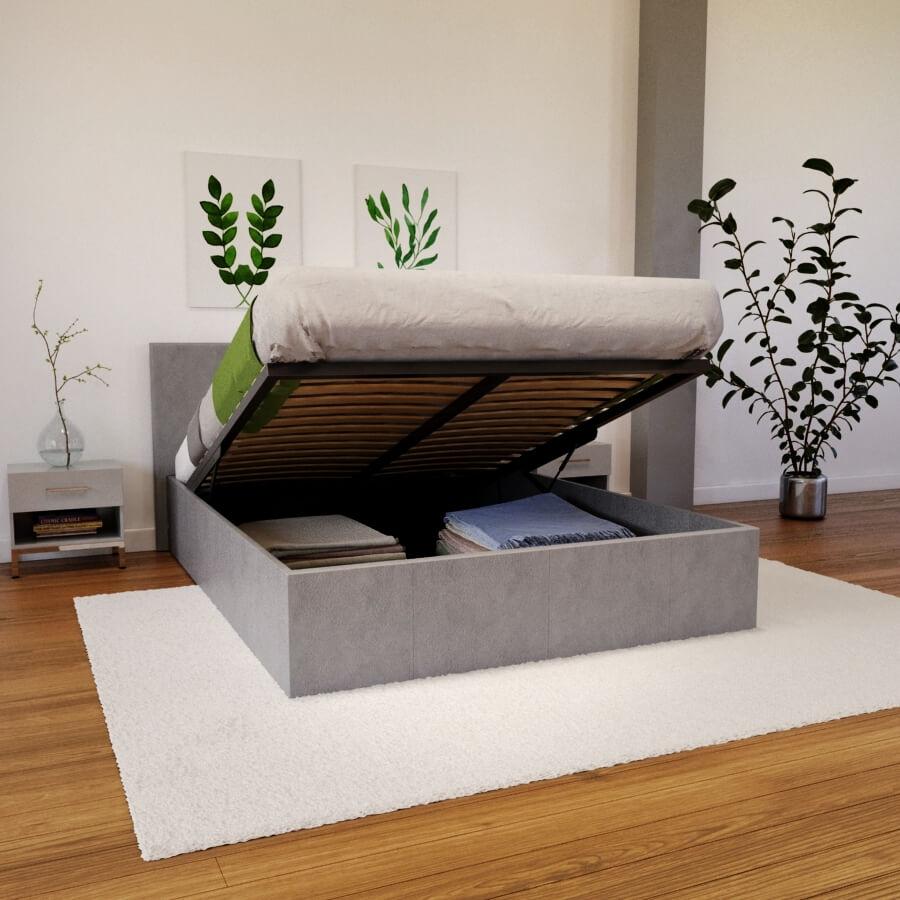 déclinaison d'une mise en scène 3D pour meuble