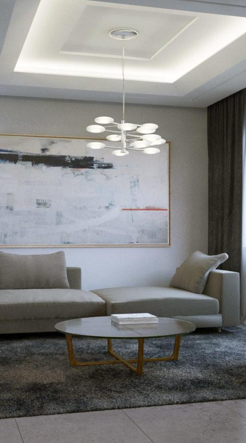 perspective d'architecture réalisée par une agence de création de rendu 3D