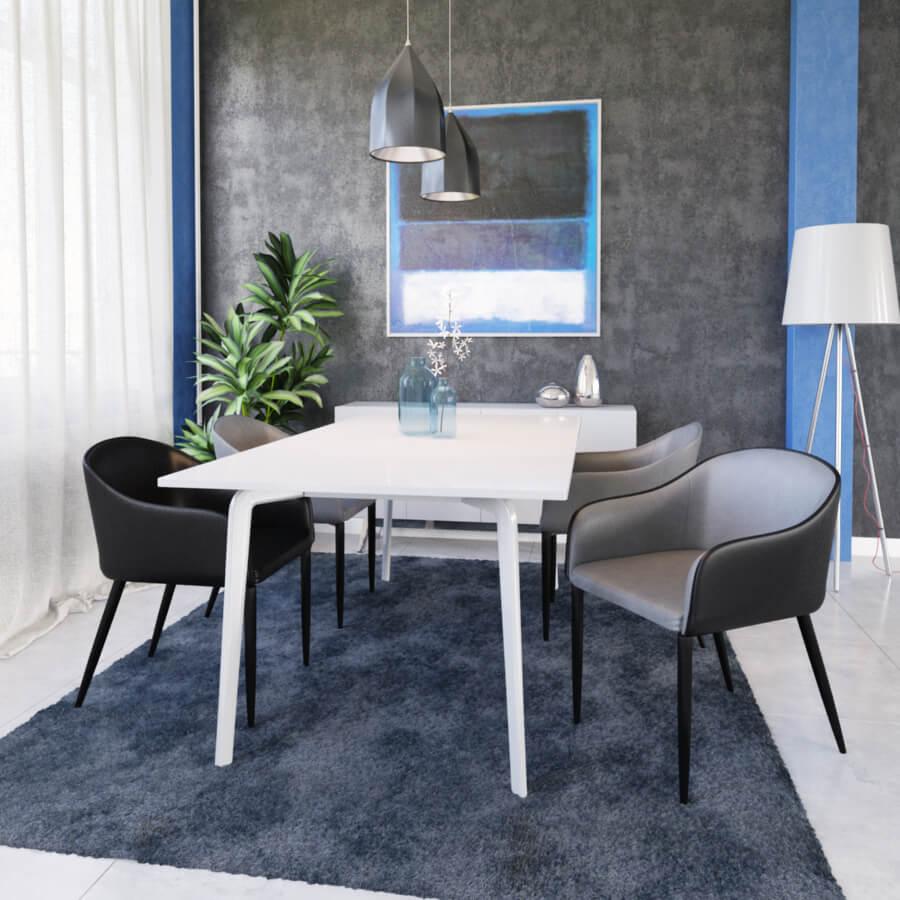 mise en situation de meuble : la 3D permet d'insérer des modèles différents dans un même visuel