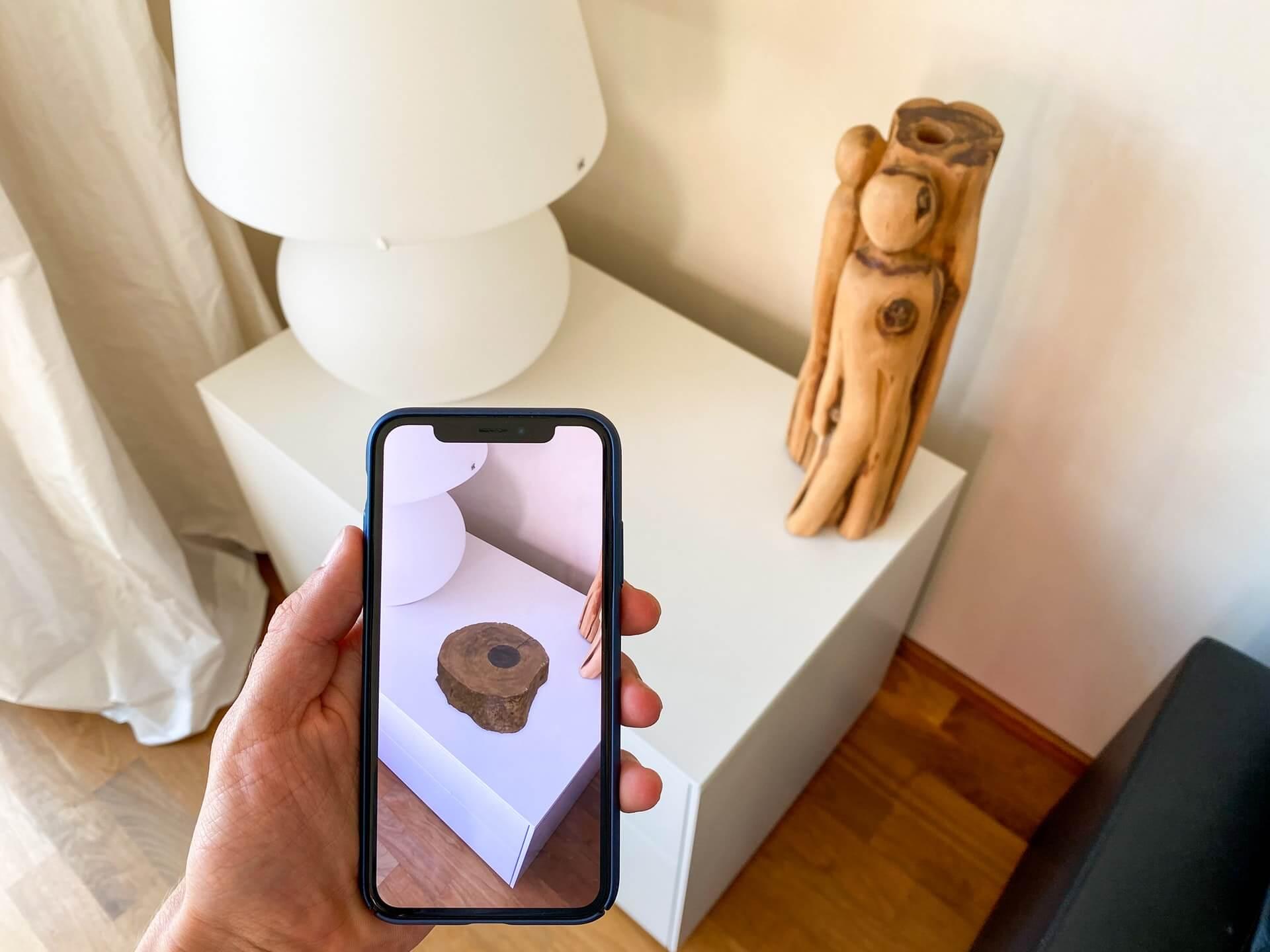 prix de la modélisation 3D pour la réalité augmentée