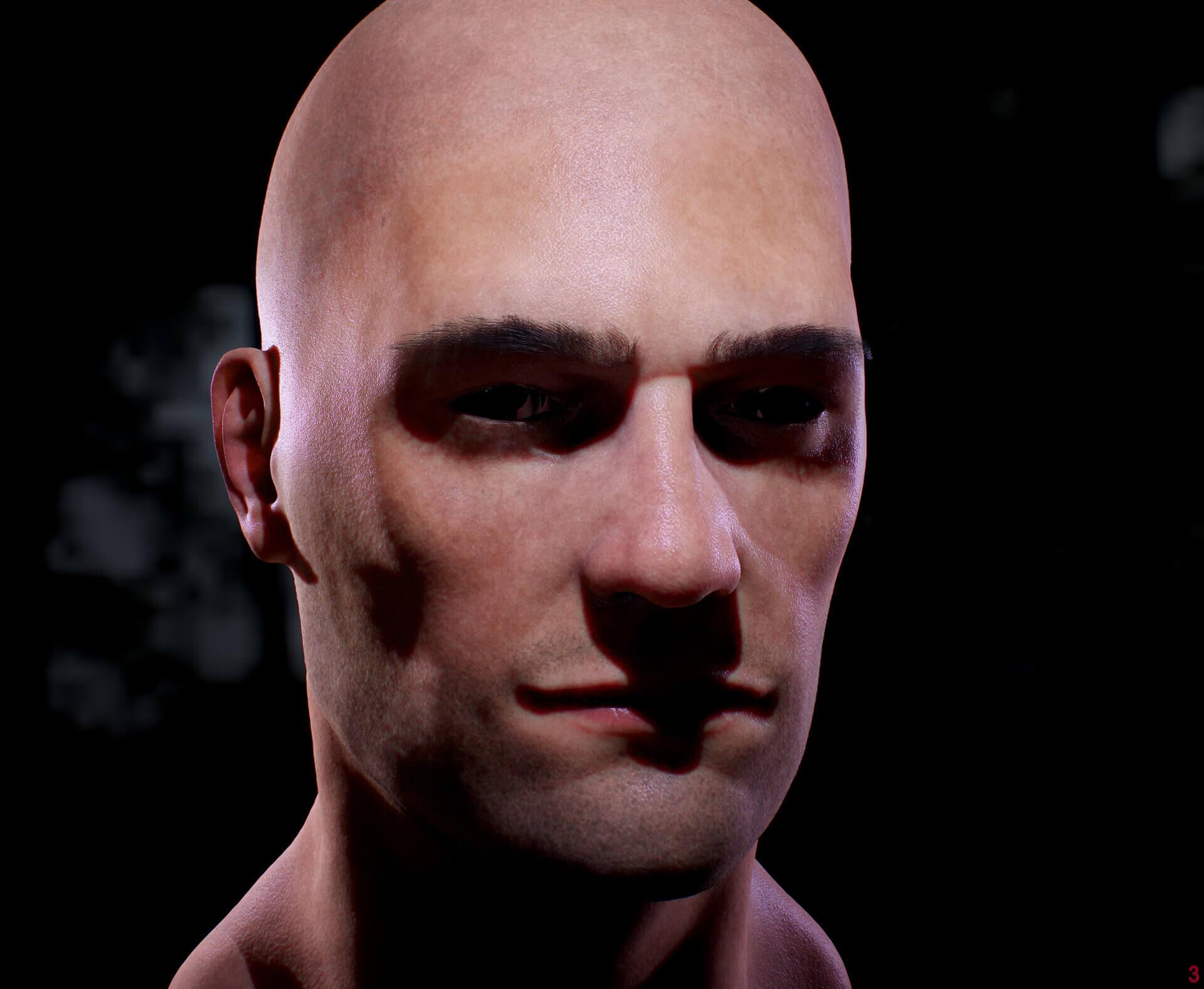 la modélisation 3D de personnage, une spécialité à part