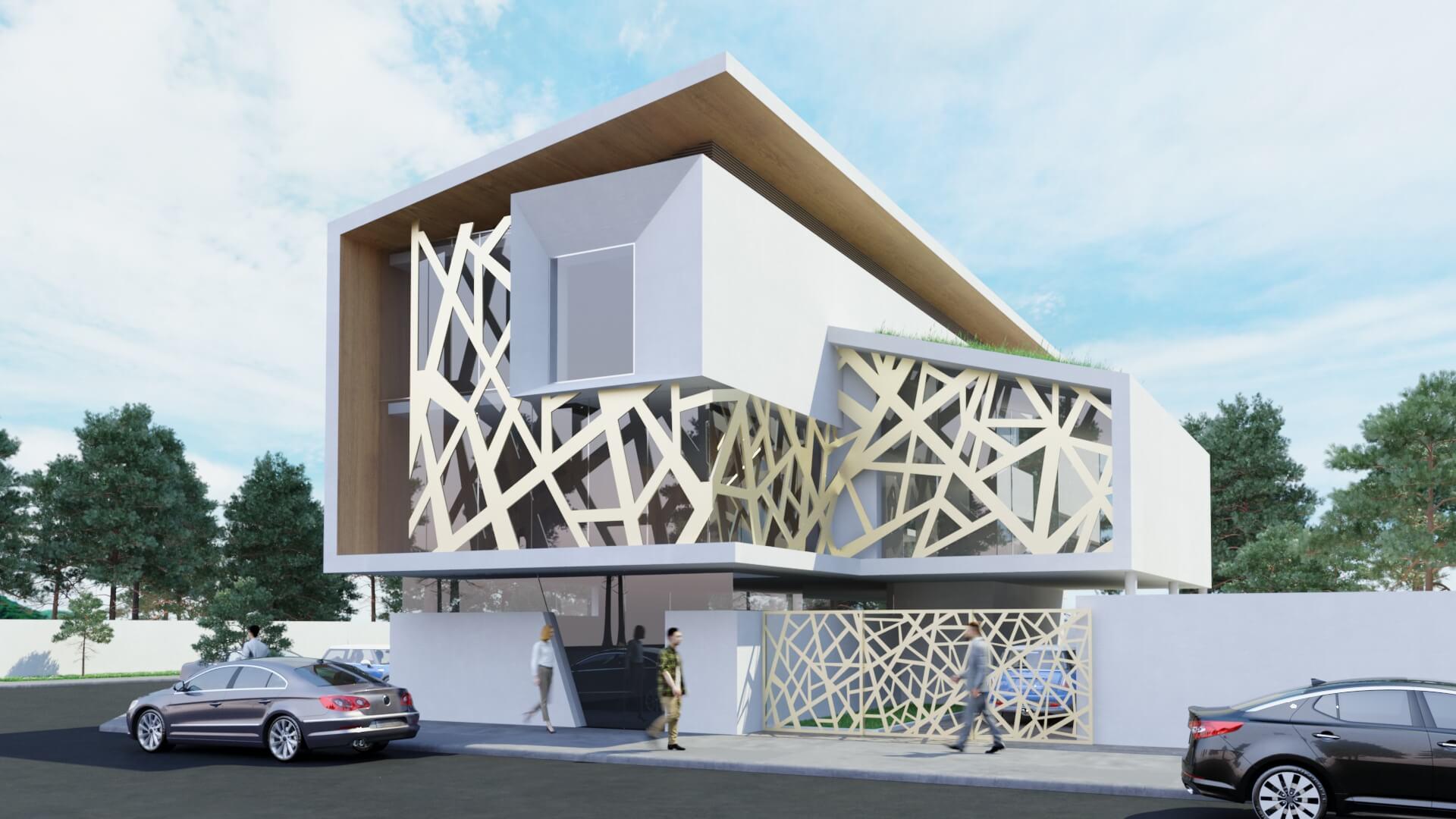 le prix de la modélisation 3D pour immobilier dépend de la complexité du travail demandé