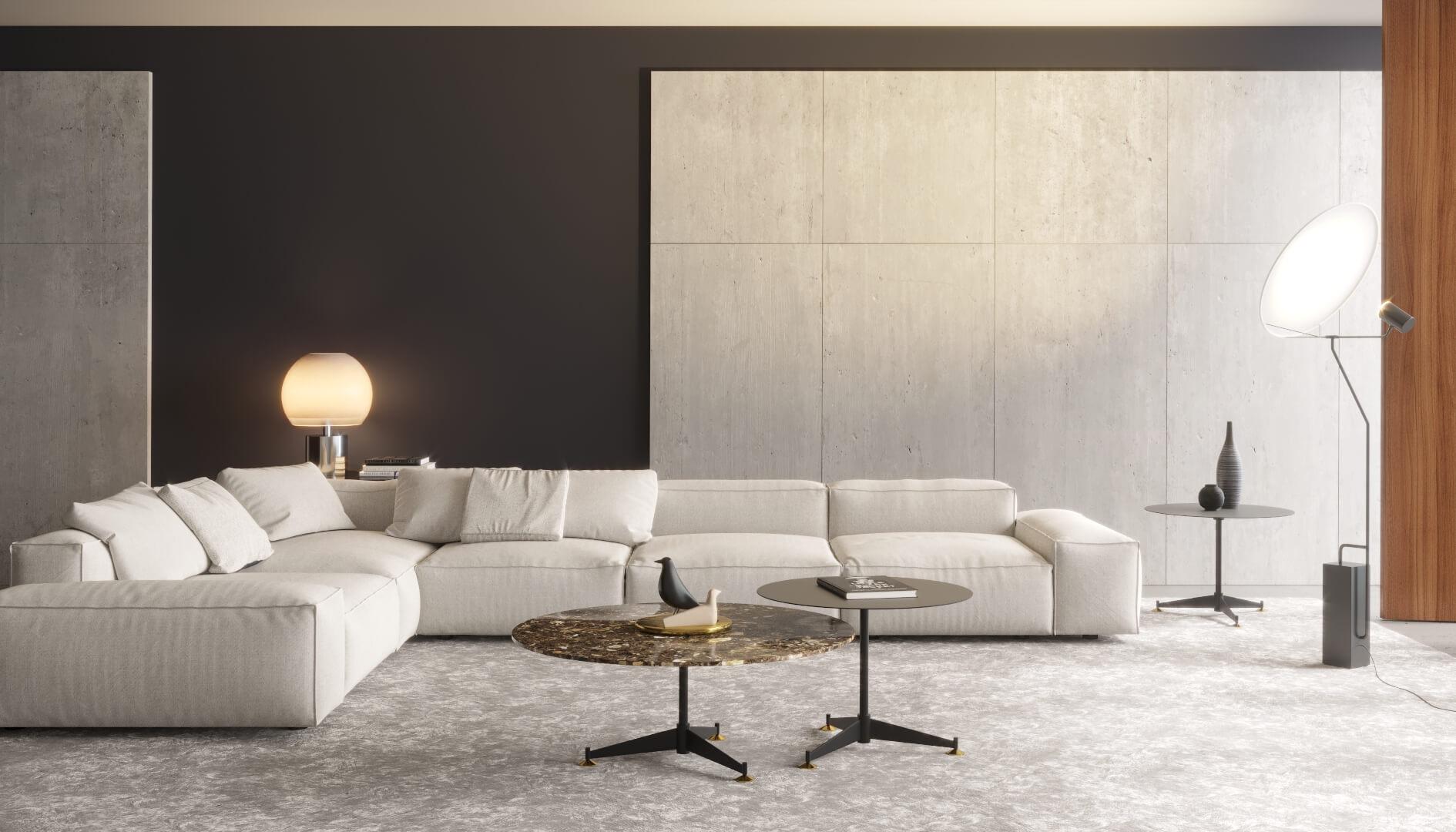 le marche du meuble en 2021 privilégie les visuels 3D de mobilier