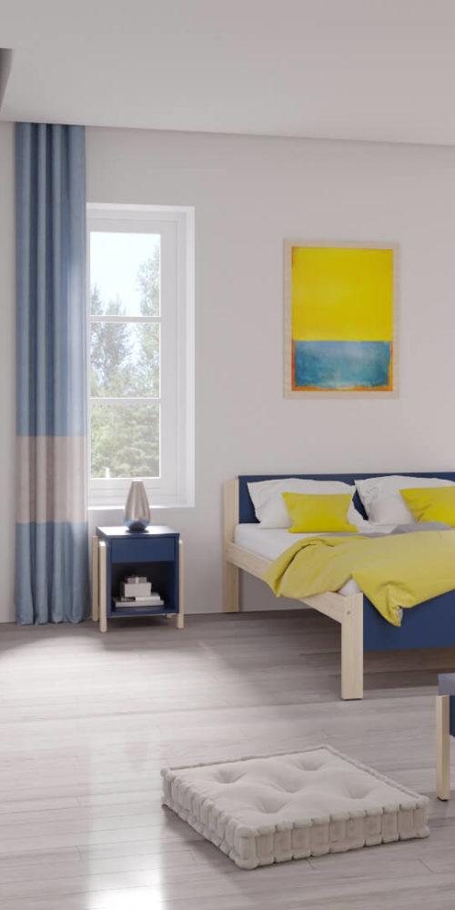 visuel d'ambiance pour meuble - image 3D pour mobilier
